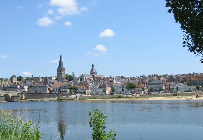 La Charité-sur-Loire en 2006 © Festival du Mot